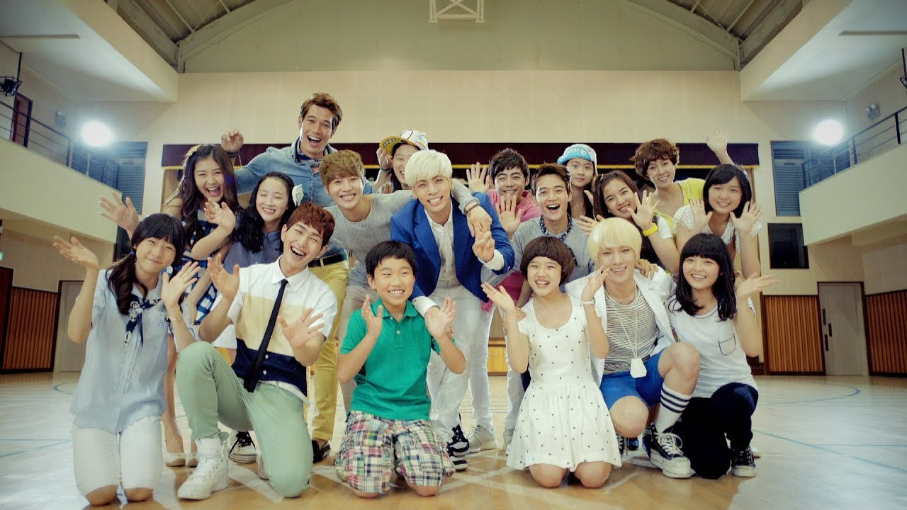 Image result for gambar ost the queen classroom shinee