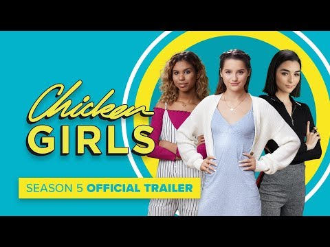 CHICKEN GIRLS | Season 5 | Official Trailer
