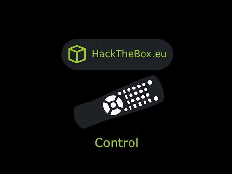hackthebox---control