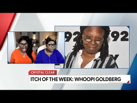 Diamond And Silk call out Whoopi Goldberg. Set your DVR's now.....