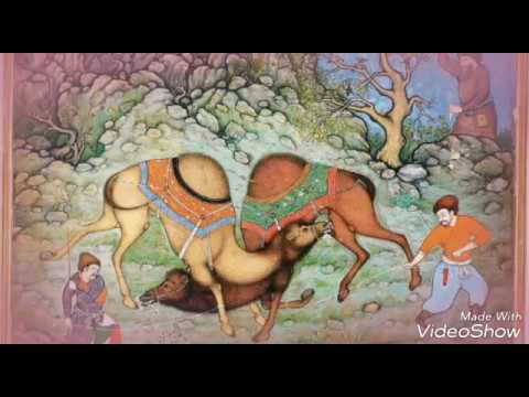 Mughal painting rare collection