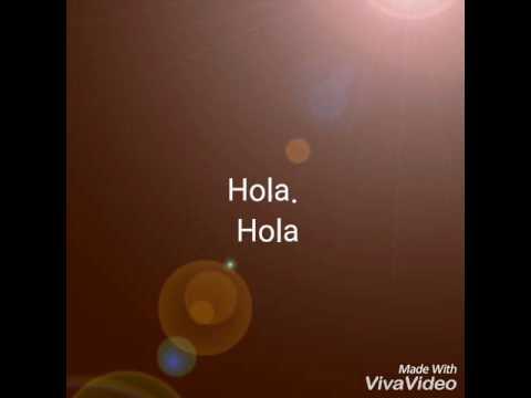 Joey Montana-Hola Letra