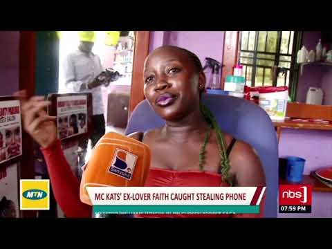 MC Kat's ex-lover faith caught stealing a phone | Uncut