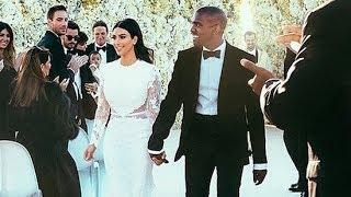 Kim Kardashian's Wedding Dress and Guest List Revealed