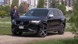 Volvo XC90 R-Design 2015 Videos