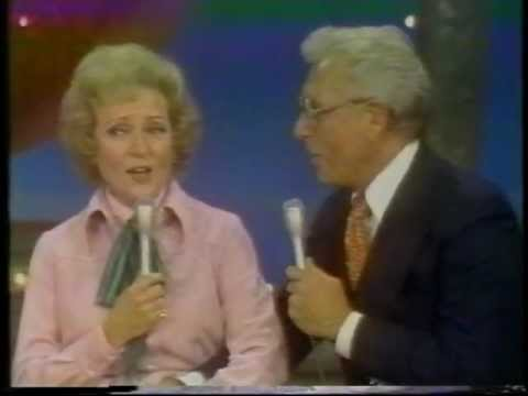 Betty White Sings With Her Husband Allen Ludden Youtube