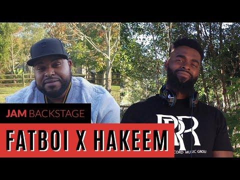 Fatboi x Hakeem Interview | Music Maker JAM