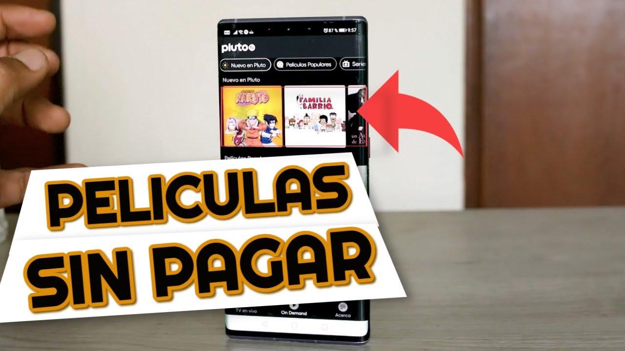 Download 🔥CON ESTA APLICACION PUEDES VER PELICULAS Y SERIES GRATIS EN ESPAÑOL(NO PAGUE MAS POR NETFLIX)