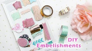 DIY Embellishments