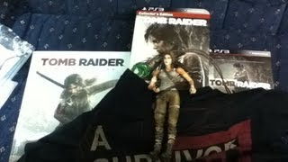 "Video Game Pickups! ""Tomb Raider Edition"" {3/05/2013}"