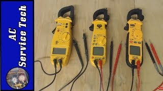 Testing With Each Function Of The Uei Multimeter! Uei Dl479 Review!