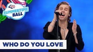 5SOS – 'Who Do You Love' | Live at Capital's Summert...