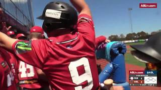 HIGHLIGHT: Brosseau's first homer doubles the Heat lead, R1/G4 thumbnail