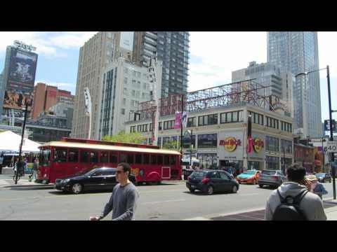 Downtown Toronto / Yonge and Dundas