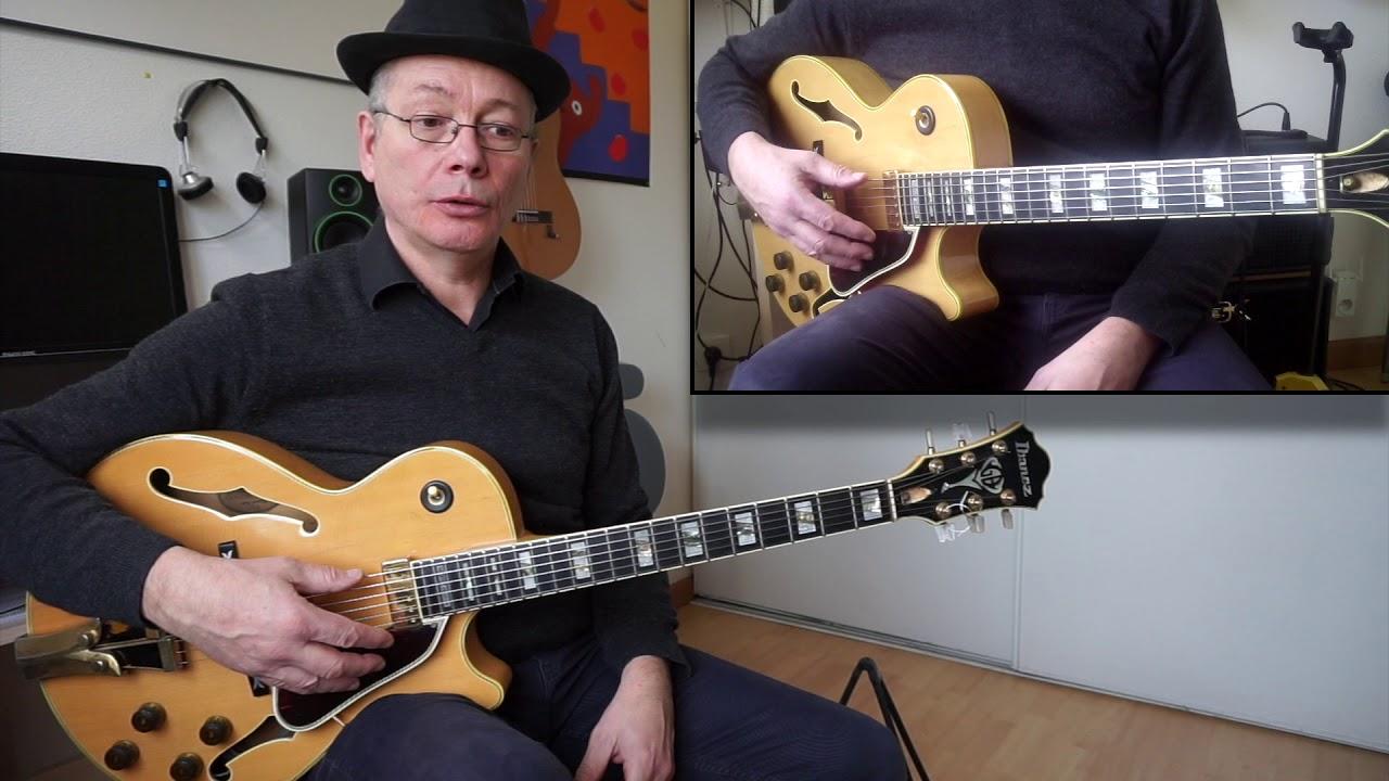 Cours de guitare : Rythmique en Aller-Retour - Niveau ...