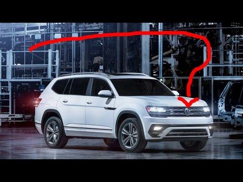 WATCH NOW!! 2018 Volkswagen Atlas Specs & Reviews