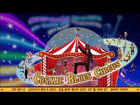 Cosmic Birthday Blues Circus