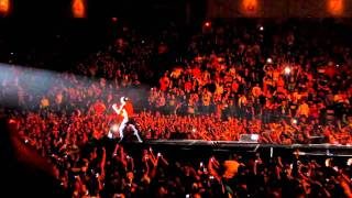 Kid Rock - Bawitdaba Intro Live HD - 23 February 2011