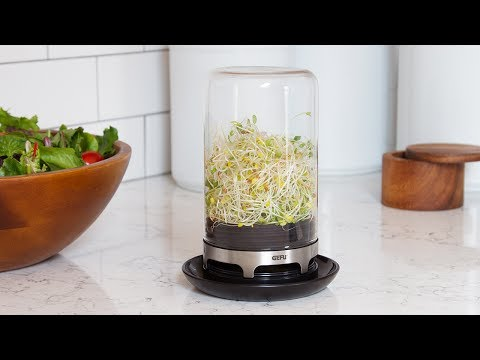 Calling Newbies And Pros. Sprouting Just Got Easier.