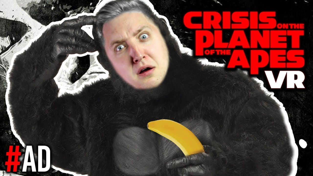 Download BREAKING OUT THE LAB! - Crisis On The Planet Of The Apes #AD