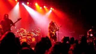 Cavalera Conspiracy en concert a Razzmatazz 05/02/2011 (Intro + Warlord)