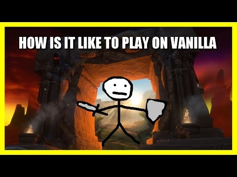 WoW SHORT | How is it like to play on Vanilla