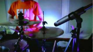 I Just Wanna Run - The Downtown Fiction (Drum Cover)
