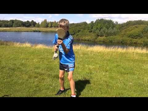Freestyle Hurling: Liam Huggins