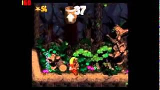 Donkey Kong Country 2 102% Walkthrough Part 7 - Trouble Ensues