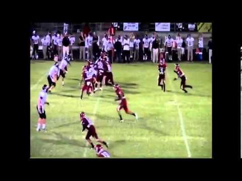 Alex Gardner #1 RB Class of 2014 Raines Highschool
