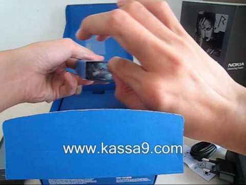 Unboxing Nokia X6 16GB