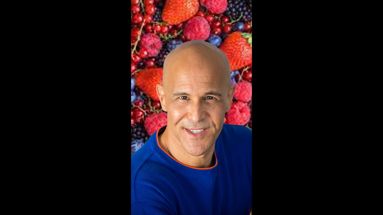 It's All About The Berries Baby | Dr. Mandell   #shorts