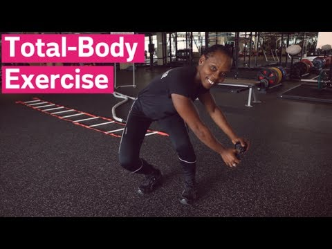 The Best Total-Body Exercise You Haven't Tried