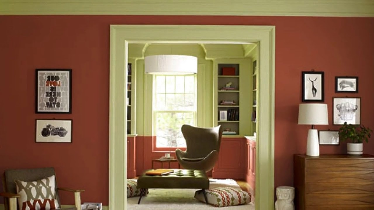 Latest Wall Colour Combination Asian Paint For House