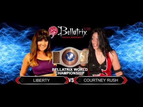 Liberty vs Courtney Rush 03-02-14