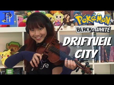 Driftveil City Pokemon Black And White 4 Violins Cover Pittan Youtube ホドモエシティ hodomoe city) is a major ocean port city in western unova. youtube