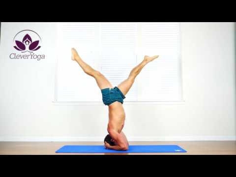 Advanced Yoga Poses For Beginners – Yoga Inversions | Clever Yoga