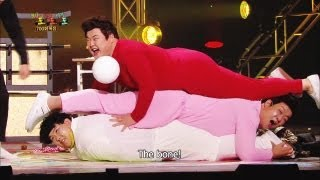 Gag Concert - Snap-do, Take-do, Swallow-do | 꺾기도, 같기도, 먹기도 (Gag Concert 700 ep Special / 2013.06.29)