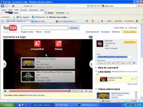 como capturar videos youtube, vimeo e outros sites da internet com atube catcher.mp4