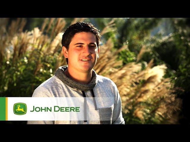 Tracteur John Deere 6R - léger