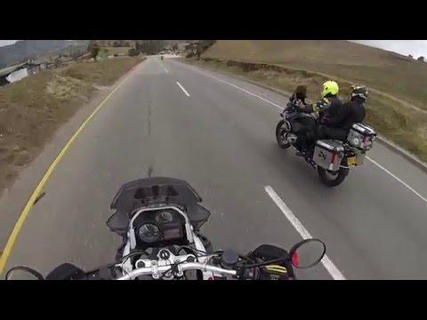 Bogotá - Laguna De Tota BMW1200GS