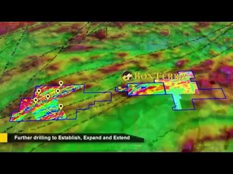 Bonterra Resources - Coliseum Gold Project, Quebec