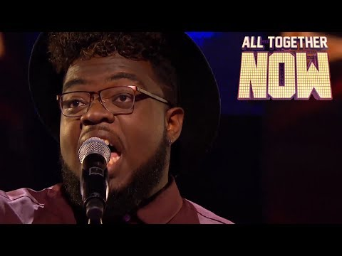 James Thompson scores 100 with John Legend ballad | All Together Now
