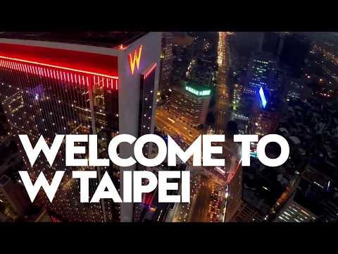 WELCOME TO W TAIPEI