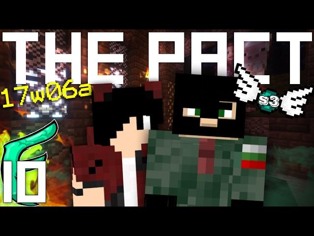 МНОГО НОВИ БЛОКОВИЦИ!! - The Pact SMP [S3 E10]