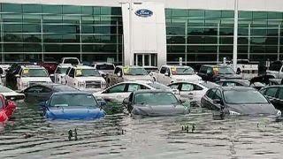 Cajun Navy overcoming logistical 'nightmare' in Texas