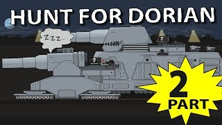 """""""Hunt for Dorian Episode 2 - Scout enters the Monster""""  Cartoons about tanks"""