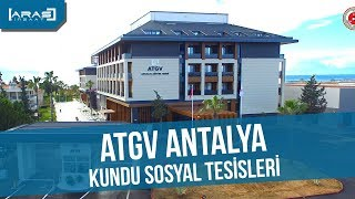 ATGV Antalya Kundu Sosyal Tesisleri
