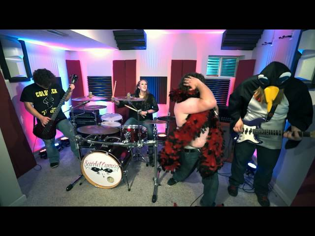 Scarlet Canary - Shake It Off (Taylor Swift cover) Metal