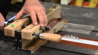 2013-07-20 Using The Incra Ibox Jig By Ralph Thorne (1h05m49s)